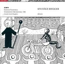 Knudage Riisager (1897-1974): Benzin (Ballett in einem Akt), SACD