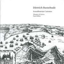"""Dieterich Buxtehude (1637-1707): Kantaten """"Scandinavian Cantatas"""", SACD"""