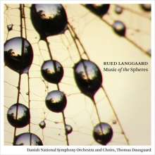 Rued Langgaard (1893-1952): Music of the Spheres, SACD