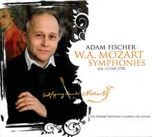 Wolfgang Amadeus Mozart (1756-1791): Symphonien Vol.3, Super Audio CD