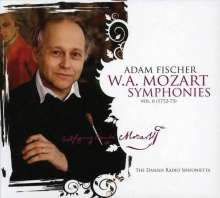 Wolfgang Amadeus Mozart (1756-1791): Symphonien Vol.6, SACD