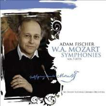 Wolfgang Amadeus Mozart (1756-1791): Symphonien Vol.7, Super Audio CD