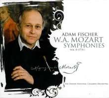 Wolfgang Amadeus Mozart (1756-1791): Symphonien Vol.8, Super Audio CD