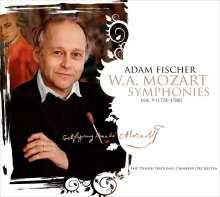 Wolfgang Amadeus Mozart (1756-1791): Symphonien Vol.9, SACD