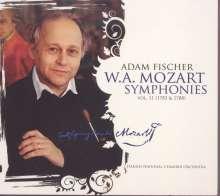Wolfgang Amadeus Mozart (1756-1791): Symphonien Vol.11, Super Audio CD