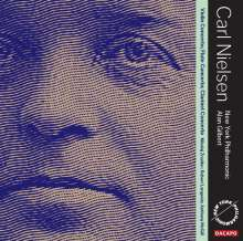 Carl Nielsen (1865-1931): Violinkonzert op.33, Super Audio CD