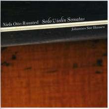 Niels Otto Raasted (1888-1966): Sonaten für Violine solo op.18 Nr.1-3 & op.30 Nr.1 & 2, CD