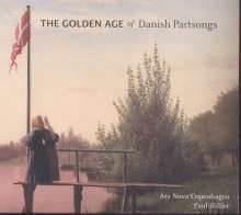 Ars Nova Copenhagen - The Golden Age of Danish Partsongs, CD