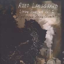 Rued Langgaard (1893-1952): Streichquartette Vol.1, SACD