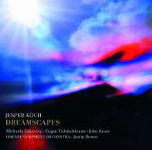 "Jesper Koch (geb. 1967): Cellokonzert ""Dreamscapes"", SACD"