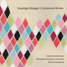 Knudage Riisager (1897-1974): Orchesterwerke, Super Audio CD