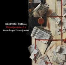 Friedrich Kuhlau (1786-1832): Klavierquartette Nr.1 & 2 (op.32 & op.50), Super Audio CD