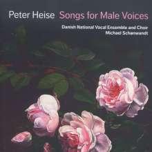 Peter Heise (1830-1879): Lieder für Männerstimmen, Super Audio CD