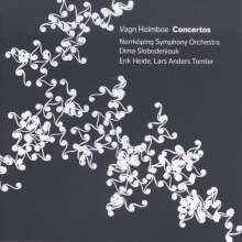 Vagn Holmboe (1909-1996): Violinkonzert Nr.2 op.139, SACD