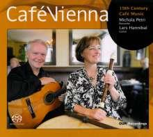 """Musik für Flöte & Gitarre """"Cafe Vienna"""", Super Audio CD"""