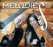 Tina Chen Yi & Lars Hannibal - Melodie, SACD
