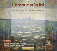 Olivier Messiaen (1908-1992): 3 Petites liturgies de la presence divine, Super Audio CD
