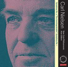 Carl Nielsen (1865-1931): Symphonien Nr.1 & 4, Super Audio CD