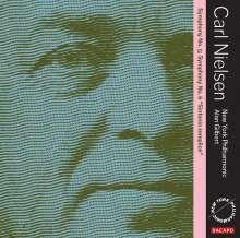 Carl Nielsen (1865-1931): Symphonien Nr. 5 & 6, SACD