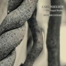 Carl Nielsen (1865-1931): Orgelwerke (Gesamtaufnahme), SACD