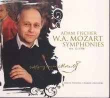 Wolfgang Amadeus Mozart (1756-1791): Symphonien Vol.12, SACD