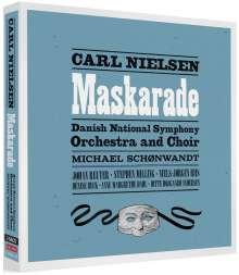 Carl Nielsen (1865-1931): Maskarade, 2 SACDs