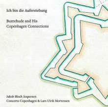 Ich bin die Auferstehung - Buxtehude & His Copenhagen Connections, Super Audio CD