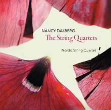 Nancy Dalberg (1881-1949): Streichquartette Nr.1-3, Super Audio CD