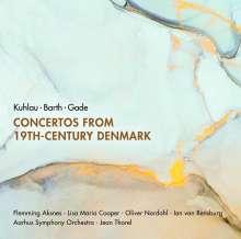 Concertos From 19th-Century Denmark, Super Audio CD