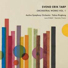 Svend Erik Tarp (1908-1994): Orchesterwerke, SACD