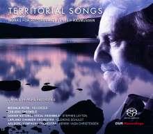 """Sunleif Rasmussen (geb. 1961): Blockflötenkonzert """"Territorial Songs"""", Super Audio CD"""