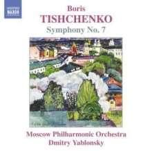 Boris Tischtschenko (1939-2010): Symphonie Nr.7, CD