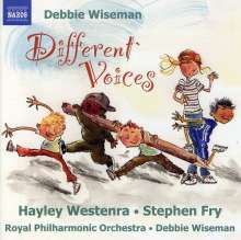 Debbie Wiseman (geb. 1963): Different Voices, CD