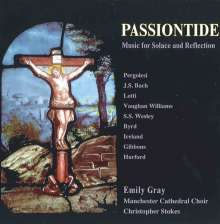 Emily Gray - Passiontide (Music for Solace and Reflection), CD