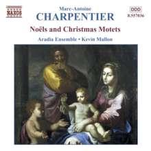 Marc-Antoine Charpentier (1643-1704): Weihnachtsmotetten Vol.2, CD