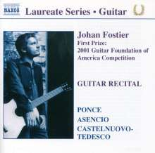 Johan Fostier - Guitar Recital, CD