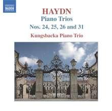 Joseph Haydn (1732-1809): Klaviertrios Vol.1, CD