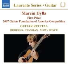 Marcin Dylla - Guitar Recital, CD