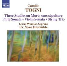Camillo Togni (1922-1993): Kammermusik, CD
