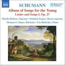 Robert Schumann (1810-1856): Liederalbum für die Jugend op.79, CD