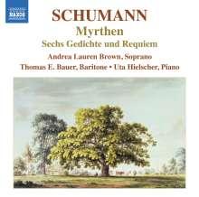 Robert Schumann (1810-1856): Myrthen op.25 Nr.1-26, CD