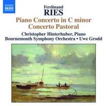 Ferdinand Ries (1784-1838): Klavierkonzert op.115, CD
