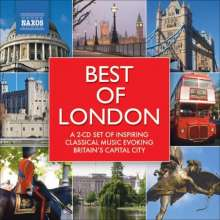 Best of London (Naxos), 2 CDs