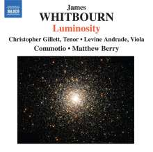 James Whitbourn (geb. 1963): Geistliche Chorwerke, CD