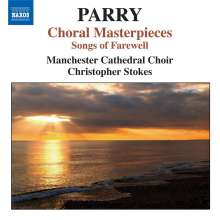 Hubert Parry (1848-1918): Songs of Farewell, CD