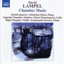 David Lampel (geb. 1959): Kammermusik, CD