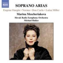 Marina Mescheriakova - Soprano Arias, CD
