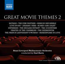 Royal Liverpool PO - Great Movie Themes 2, CD