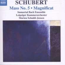 Franz Schubert (1797-1828): Messe D.678, CD