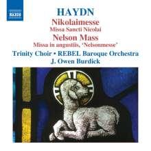 Joseph Haydn (1732-1809): Messen Nr.6 & 11, CD